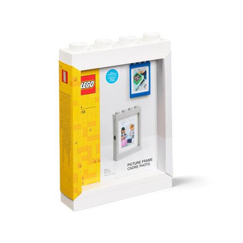 LEGO Fotolijst - Wit