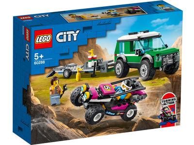 LEGO City 60288 Racebuggytransport