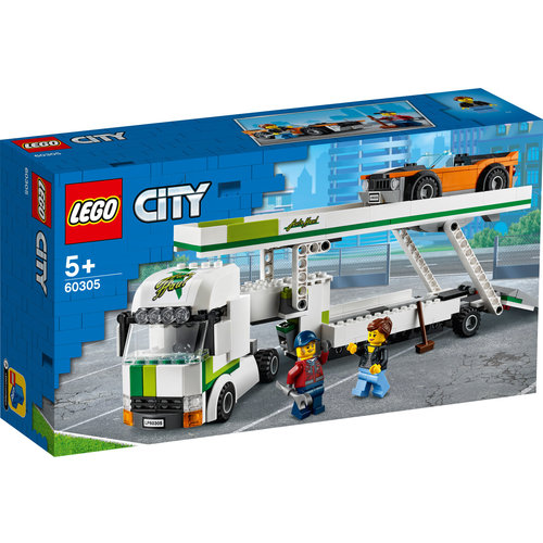 LEGO City 60305  Autotransportvoertuig