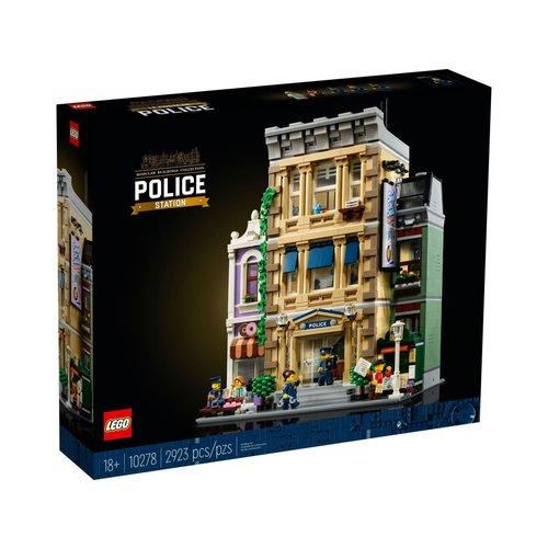 LEGO Creator Expert 10278 Politiebureau