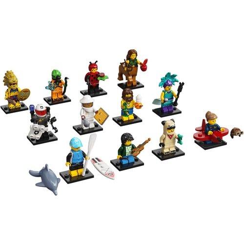 LEGO Minifiguren 71029 Serie 21 Complete Serie