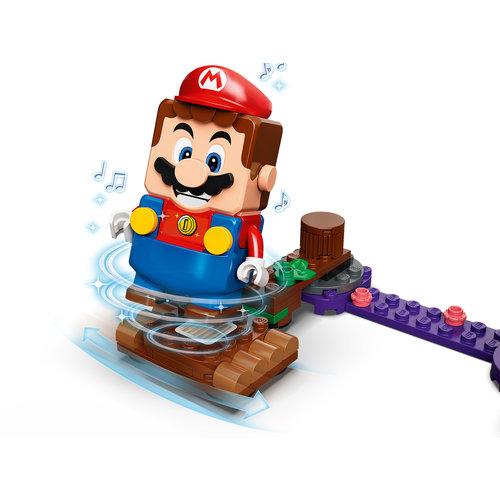 LEGO Super Mario 71383 Uitbreidingsset: Wigglers giftige moeras