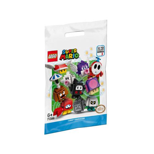 LEGO Super Mario 71386 Personagepakketten Serie 2 Doos 20st
