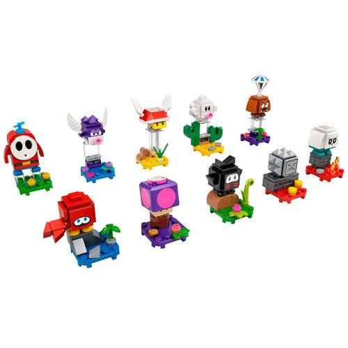 LEGO Super Mario 71386 Personagepakketten Serie 2 Complete Serie