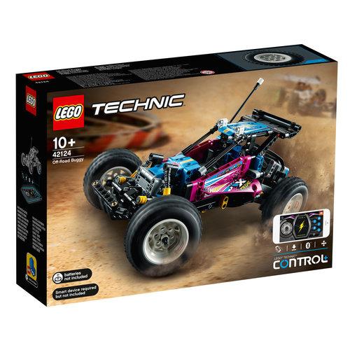 LEGO Technic 42124 Terreinbuggy
