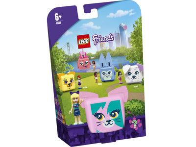 LEGO Friends 41665 Stephanie's kattenkubus