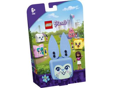 LEGO Friends 41666 Andrea's konijnenkubus
