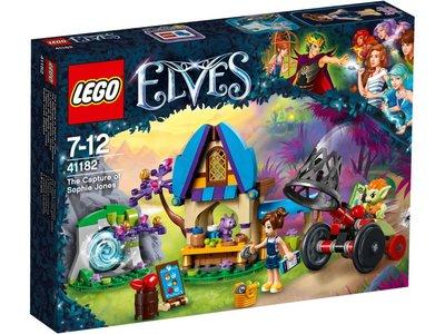 LEGO Elves 41182 Sophie Jones gevangen genomen