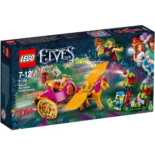 LEGO Elves 41186 Azari en de ontsnapping - Goblinbos