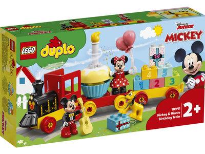 LEGO DUPLO 10941 Mickey en Minnie verjaardagstrein