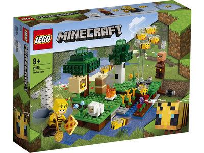 LEGO Minecraft 21165 De bijenhouderij