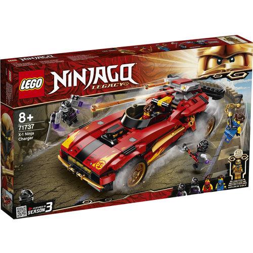 LEGO Ninjago 71737 X-1 Ninja Charger