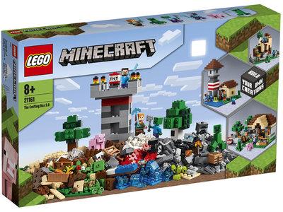 LEGO Minecraft 21161 De crafting-box 3.0