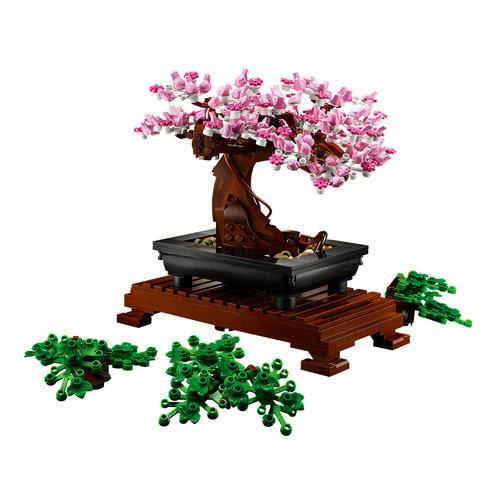 LEGO Creator Expert 10281 Bonsaiboompje