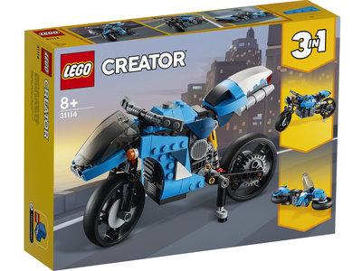 LEGO Creator 3 in 1 31114 Snelle motor