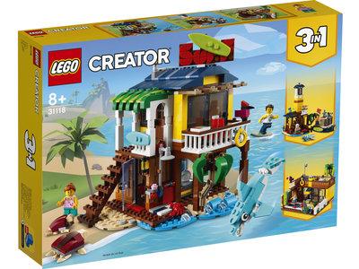 LEGO Creator 3 in 1 31118 Surfer strandhuis