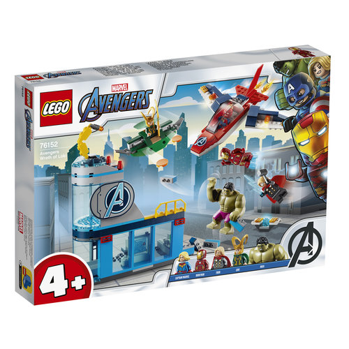 LEGO Super Heroes 76152 Avengers: Wraak van Loki
