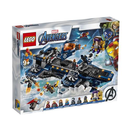 LEGO Super Heroes 76153 Avengers: Helicarrier