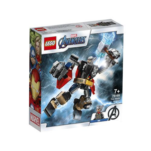 LEGO Super Heroes 76169 Thor mechapantser