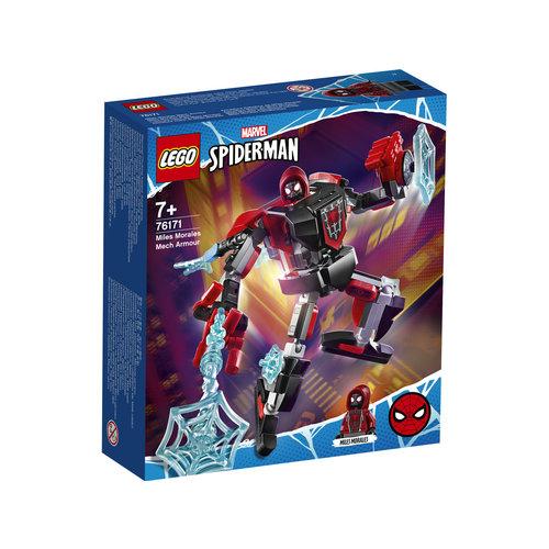 LEGO Super Heroes 76171 Miles Morales mechapantser