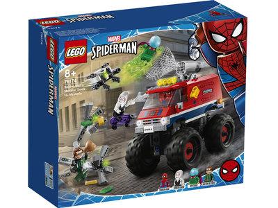LEGO Super Heroes 76174 Spider-Man's monstertruck vs. Mysterio
