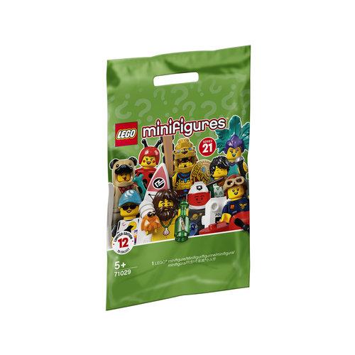 LEGO Minifiguren 71029 Serie 21 Doos 36st