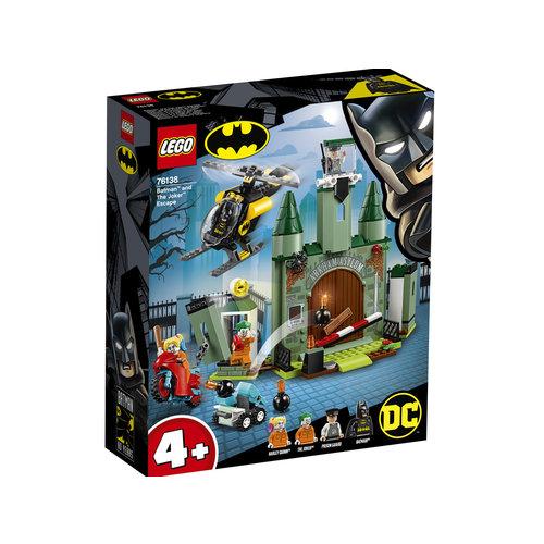 LEGO Super Heroes 76138 Batman en de ontsnapping van The Joker