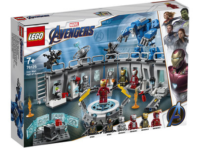 LEGO Super Heroes 76125 Iron Man Labervaring