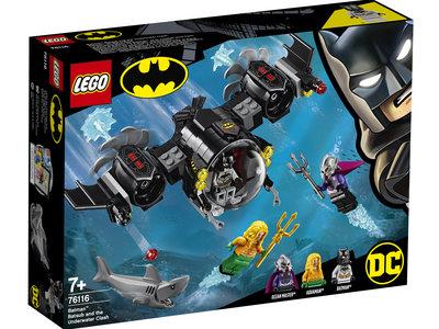 LEGO Super Heroes 76116 Batduikboot en het onderwatergevecht