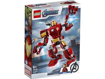 LEGO Super Heroes 76140 Iran Man Mecha