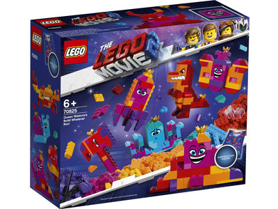 LEGO Movie 70825 Koningin Wiedanook Watdanook's Bouw iets doos!