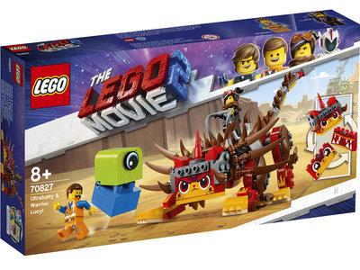 LEGO Movie 70827 Ultrakatty en strijder Lucy!