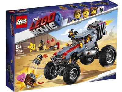 LEGO Movie 70829 Emmets en Lucy's vlucht buggy!