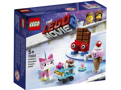 LEGO Movie 70822 De allerliefste vrienden van Unikitty!