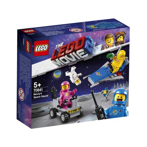 LEGO Movie 70841 Benny's ruimteteam