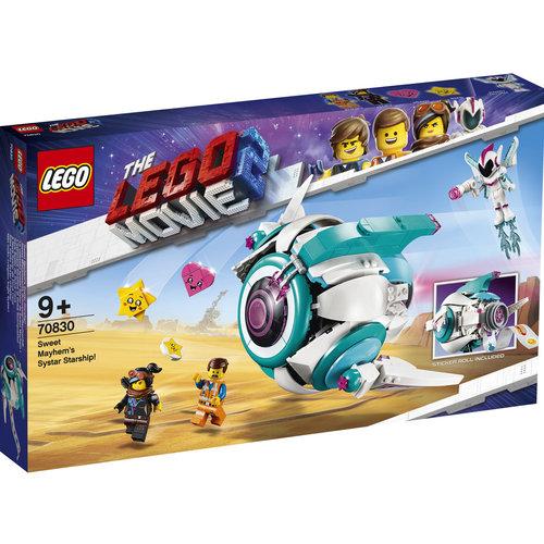LEGO Movie 70830 Lieve Chaos' Systar ruimteschip