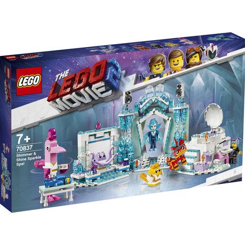 LEGO Movie 70837 Glitterende schitterende spa!