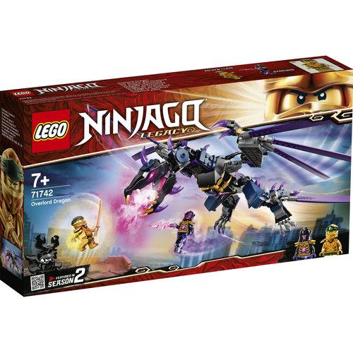 LEGO Ninjago 71742 Overlord Draak