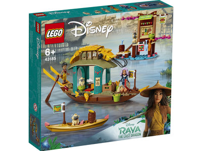 LEGO Disney 43185 Boun's boot