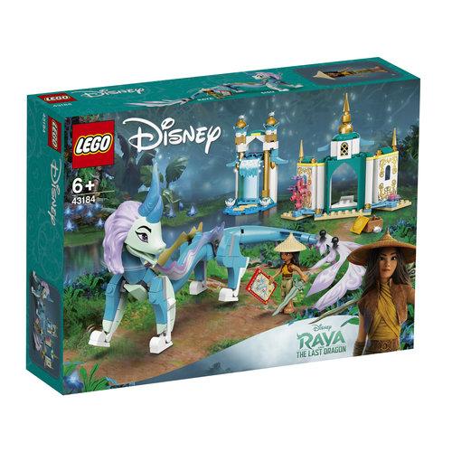 LEGO Disney 43184 Raya en Sisu draak