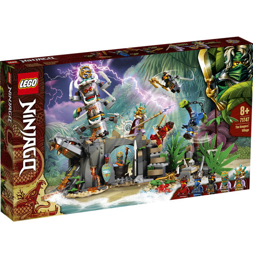 LEGO Ninjago 71747 Het Keepersdorp