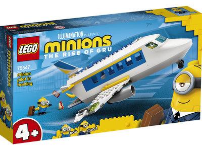 LEGO Minions 75547 Training van piloot