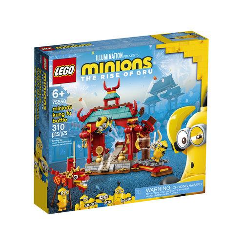 LEGO Minions 75550 Minions kungfugevecht