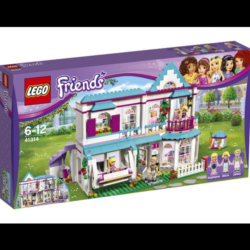LEGO Friends 41314 Stephanie's huis
