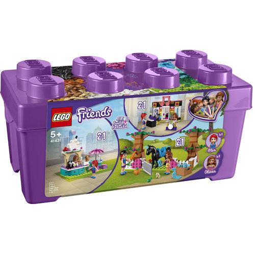 LEGO Friends 41431 Heartlake City opbergdoos
