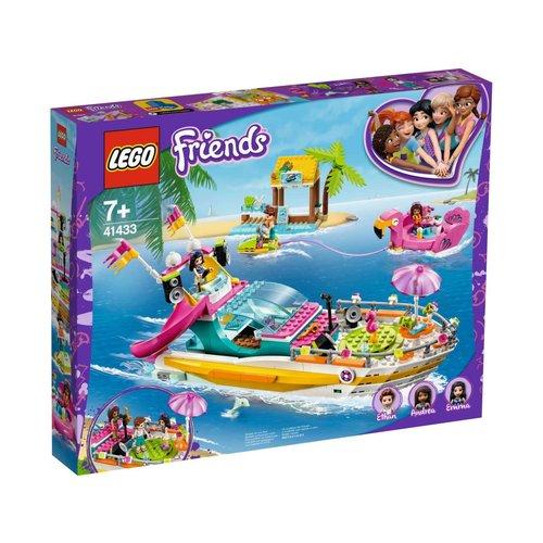 LEGO Friends 41433 Feestboot