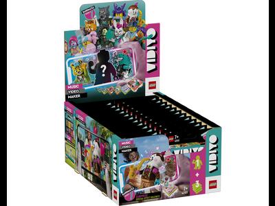 LEGO VIDIYO 43101 Bandmates Serie 1 Doos 24st