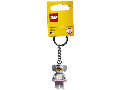 LEGO Sleutelhanger 853905 Classic Olifantenmeisje