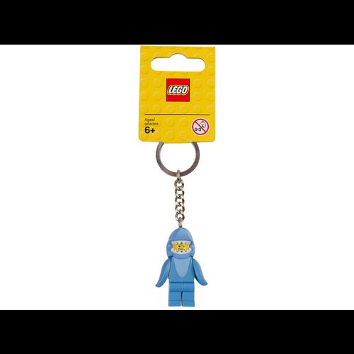 LEGO Sleutelhanger 853666 Classic Man in haaienpak