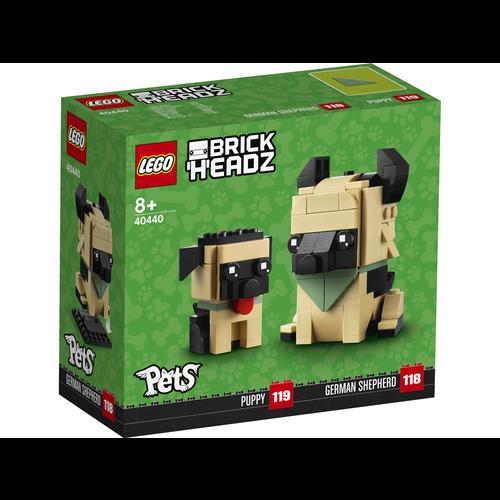 LEGO Brickheadz 40440 Duitse Herder